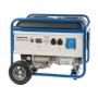 Бензиновый генератор Endress ESE 6000 BS c набором колес