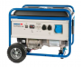 Бензиновый генератор Endress ESE 6000 BS ES с набором колес